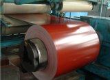 Venta caliente PPGI/bobina de acero con recubrimiento de color/Prepainted hoja metálica en la bobina