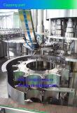 24 máquinas de rellenar del agua de las pistas para el agua mineral