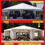 2018 хорошего качества Clear со стороны нескольких палаток для проведения свадеб диаметром 6 м 30 человек местный гость