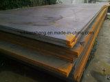 熱間圧延の船の鋼板または鋼板の合金のAh36 ABS A36厚さ19.8mm中国の工場在庫