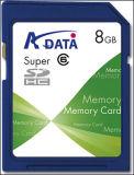 La tecnologia 8GB fissa la scheda (SD) di memoria di Digitahi