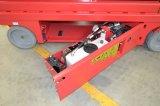 Zs1012 hidráulicos Scissor la plataforma de trabajo aéreo de las elevaciones
