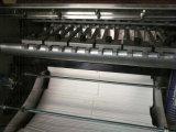 Wäscherei bearbeitet Faltblatt-Maschine maschinell