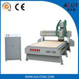 木工業のための最も普及したCNCのルーターの切断および彫版機械