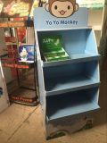 Le supermarché de la publicité personnalisée étagère Affichage PVC
