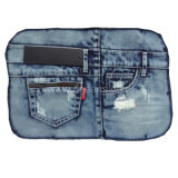 838. W02.6L3 Cotton 100% Denim Fabric 10.7oz