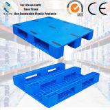 Standaard Specificatie 1200X1000 Gemakkelijk om de Plastic Pallet van het Rek schoon te maken