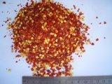Les piments écrasent (2-3mm)