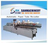 Cortador automático de tubos de papel con buen rendimiento