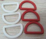 Anel-D de venda quente do metal da forma para o vestuário, os sacos e as sapatas