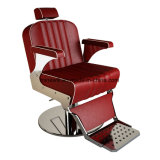 Salon-Schönheits-Möbel-Herrenfriseur-Stuhl mit synchronisiertem kippengegenständer
