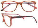 De met de hand gemaakte Frames van de Oogglazen van de Glazen van Eyewear van de Acetaat Optische Populaire