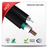 Blindados de acero de cable de fibra óptica al aire libre Figura8 (GYTC8S) -G