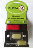 Pulseira Anti-Mosquito ajustável com Citronella Reabastecer