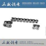 標準合金鋼鉄物質的な単信伝送のローラーの鎖の産業スプロケット