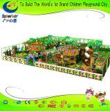Спортивная площадка парка атракционов коммерчески крытая для детей
