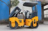 Preiswerter Preis! Hydraulische Vibrationsschmutz-Verdichtungsgerät-Straßen-Rolle