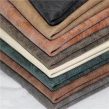 Cuoio sintetico del PVC per la mobilia del sofà (B804)