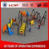 Parque exterior profissional de diversões infantis multifuncional comodidades de fitness