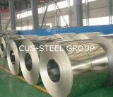Feux de zinc en acier galvanisé à chaud Rouleau/Feuille de la plaine de fer galvanisé