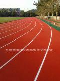 Hohes Rückstoss-SPU-Laufbahn-Bodenbelag-System für Sport-Gericht