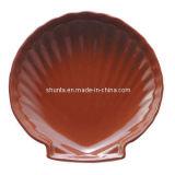 prato da placa/molho do Louça-Escudo 100%Melamine (NCA14)