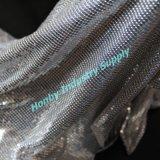 (Шторки, делитель) алюминия Sequin ткани (L30509DC)