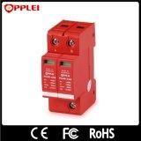 Электрическая система защиты от воздействий молнии Imax 40ка ограничитель скачков напряжения питания переменного тока