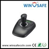 Het mini Controlemechanisme van het Toetsenbord van de Videocamera van het Controlemechanisme van de Grootte 3D PTZ RS485 IRL Verre