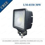 Nicht für den Straßenverkehr Auto-Zubehör 5 Zoll-Punkt-Arbeit LED helles 30W