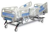 Base ammalata del paziente ricoverato delle attrezzature mediche di cinque funzioni