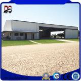 Edificios de marco de acero prefabricados de los edificios del metal para el hangar de los aviones