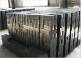Haut de la période réfractaire de magnésium en brique de carbone