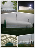 옥외를 위한 팽창식 테니스 코트 스포츠 천막 홀