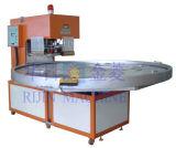 Soldador sincrónico de alta frecuencia de la placa giratoria automática (WS-15000FTK)