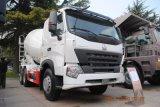 10m3 A7 Concretet Sinotruk HOWO camion mixer (ZZ1257M3847C1)