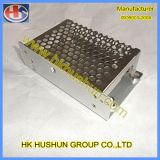 Boîte de fabrication de tôle d'alimentation électrique