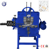 Curvatura de empacotamento que faz a máquina para produzir tipos do formulário da curvatura ou do fio