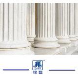 自然な磨かれた花こう岩のホーム装飾の建築材料または屋内装飾のためのローマの柱のコラム及び大理石のローマの柱のコラム