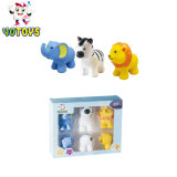 Caja de seguridad para bebés juguetes educativos de plástico