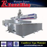 Teenking 2000*1000mm Waterjet van het Ce- Certificaat Scherpe Machine