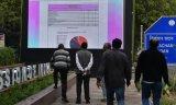 Publicité de plein air plein écran LED de couleur