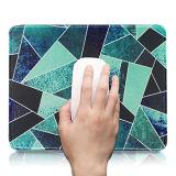 Impressão de natureza o logotipo OEM Overlocking Mouse pad de borracha