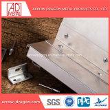 Revestimento a pó insonorizada Atérmico alumínio alveolado painéis para paragem de autocarro Shelter