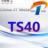 Ts40 de Leverancier van China van de Plaat van de Pijp van de Staaf van het Staal van de Legering