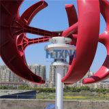 Продажи с возможностью горячей замены, 200 Вт 12V вертикальный ветровой турбины с Maglev генератора Генератор и контроллера заряда MPPT запуска 1,3 м