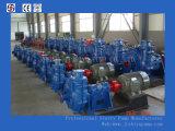 Bomba de chorume de serviço pesado no sistema de processamento de minerais