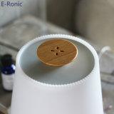 Nuevo diseño de madera real eléctrico de vapor frío humidificador ultrasónico
