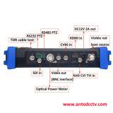 7 Mähdrescher CCTV-Prüfvorrichtung des Zoll-Multifunktions-HD einschließlich Tvi Kamera-Prüfvorrichtung, Onvif IP-Kamera-Prüfungs-Monitor-analoge Videokamera-Prüfvorrichtung
