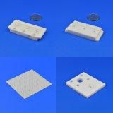 習慣の非伝導性の産業陶磁器のAl2O3陶磁器の絶縁体の版